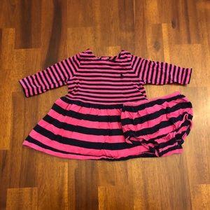 Ralph Lauren Baby Striped Dress